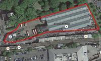 Clapton Bus Depot Site