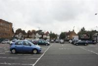 Greenhill Way car park